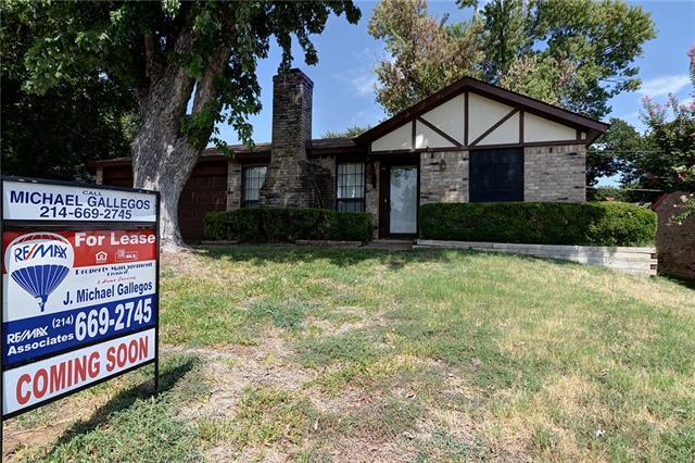 Rental Homes for Rent, ListingId:34653966, location: 3705 Biscay Drive Arlington 76016