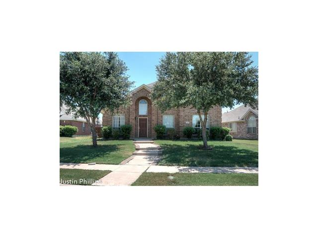 Rental Homes for Rent, ListingId:34692127, location: 1408 Summer Place Drive Allen 75002