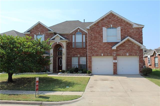 Rental Homes for Rent, ListingId:34691561, location: 315 Brookhaven Drive Grand Prairie 75052