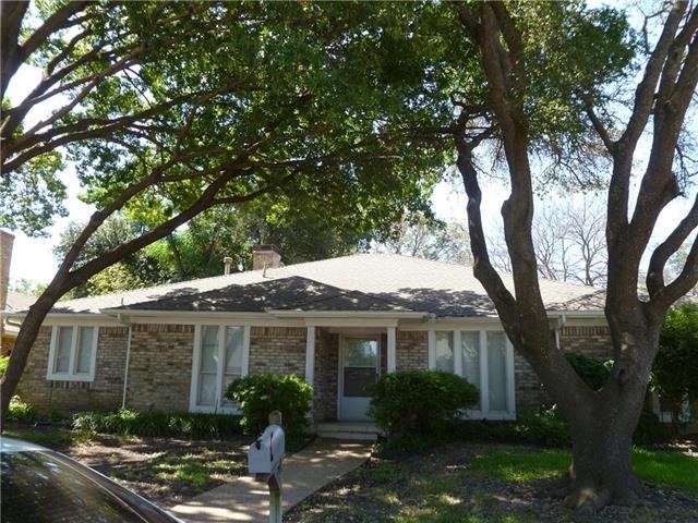 Rental Homes for Rent, ListingId:34698500, location: 6918 LA MANGA Dallas 75248