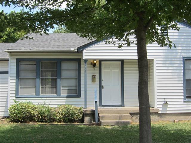 Rental Homes for Rent, ListingId:34707385, location: 1252 Moran Drive Dallas 75218