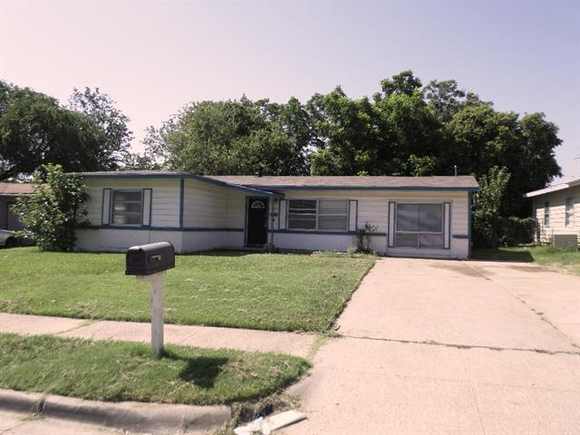 Rental Homes for Rent, ListingId:34716942, location: 2126 Ridgeway Street Arlington 76010