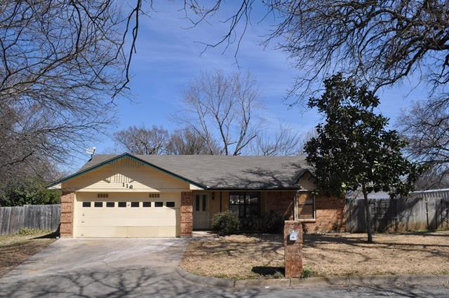 Rental Homes for Rent, ListingId:34756711, location: 116 Sherry Court Weatherford 76086