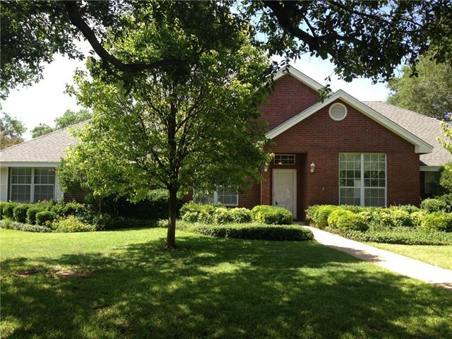 Rental Homes for Rent, ListingId:34756840, location: 30 Gardenia Circle Abilene 79605
