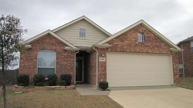 Rental Homes for Rent, ListingId:34756680, location: 1018 Abigail Drive Arlington 76002