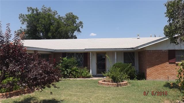Photo of 1006 2nd Street  Hamlin  TX