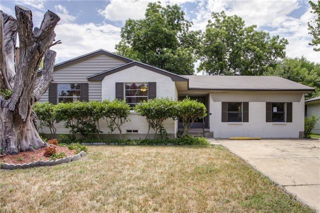 Rental Homes for Rent, ListingId:34789589, location: 2642 Globe Avenue Dallas 75228