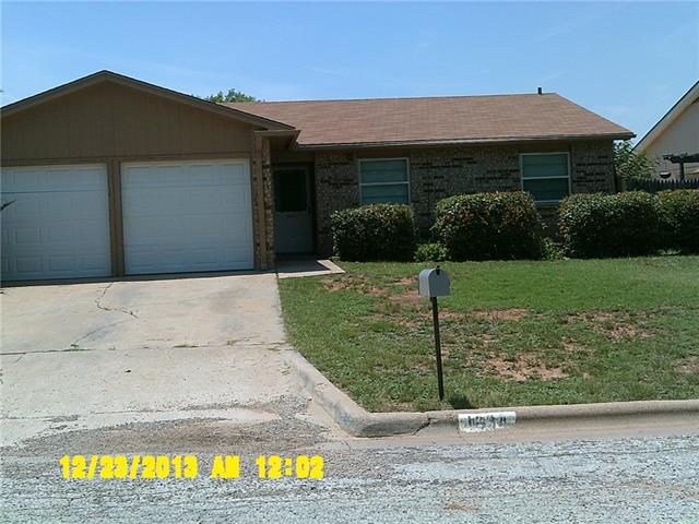 Rental Homes for Rent, ListingId:34798550, location: 1634 Covey Lane Abilene 79605