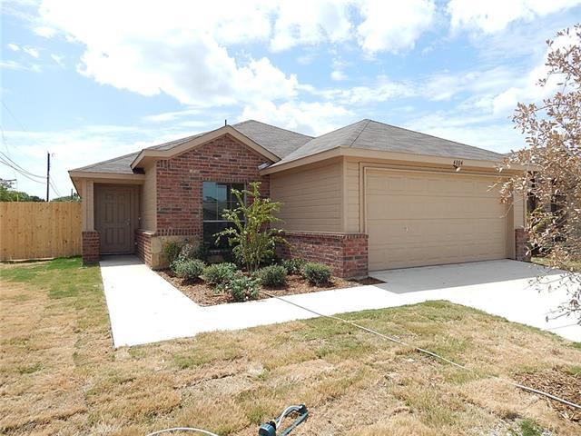 Rental Homes for Rent, ListingId:34810576, location: 4033 Saint Christian Street Ft Worth 76119