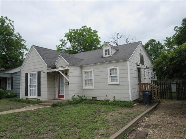 Rental Homes for Rent, ListingId:34822390, location: 2821 Merida Avenue Ft Worth 76109