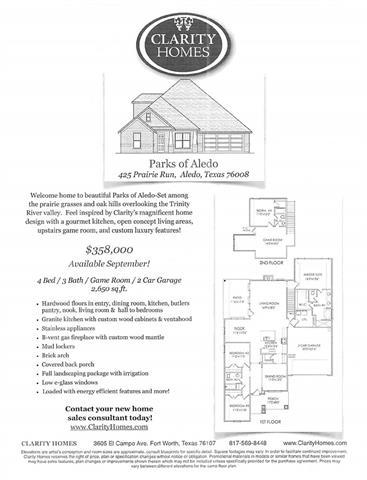 Real Estate for Sale, ListingId: 34930770, Aledo,TX76008