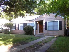Rental Homes for Rent, ListingId:35257693, location: 2832 South Hills Avenue Ft Worth 76109