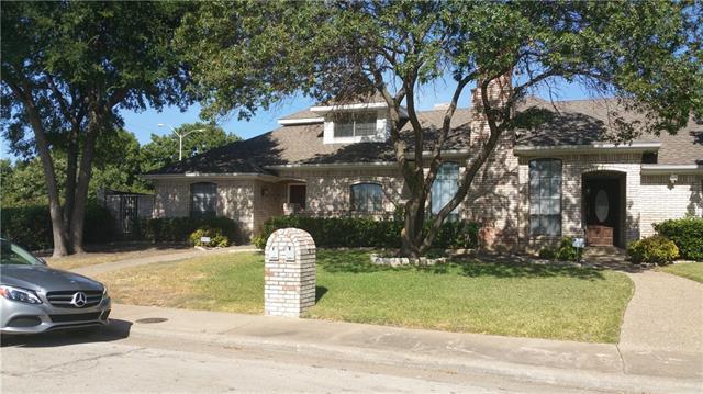Rental Homes for Rent, ListingId:34840969, location: 15634 Moondust Drive Dallas 75248
