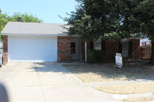 Rental Homes for Rent, ListingId:34849333, location: 627 Valley View Drive Allen 75002