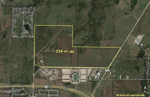 Image of Acreage for Sale near Denton, Texas, in Denton County: 234 acres