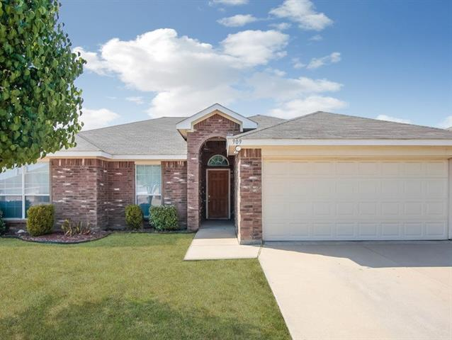 Rental Homes for Rent, ListingId:34859813, location: 909 Crowder Drive Crowley 76036