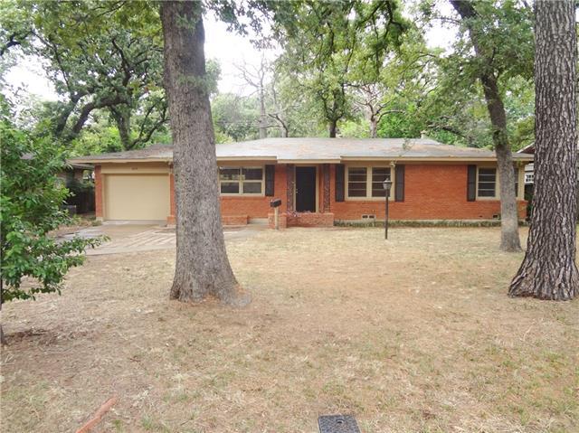 Rental Homes for Rent, ListingId:34919214, location: 1515 Tulip Drive Arlington 76013