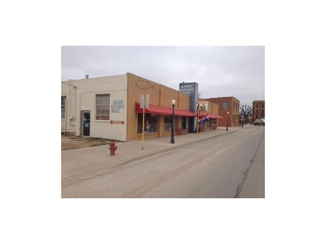 Real Estate for Sale, ListingId: 34859500, Anson,TX79501