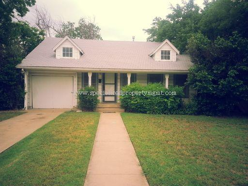 Rental Homes for Rent, ListingId:34859719, location: 5924 Malvey Avenue Ft Worth 76107
