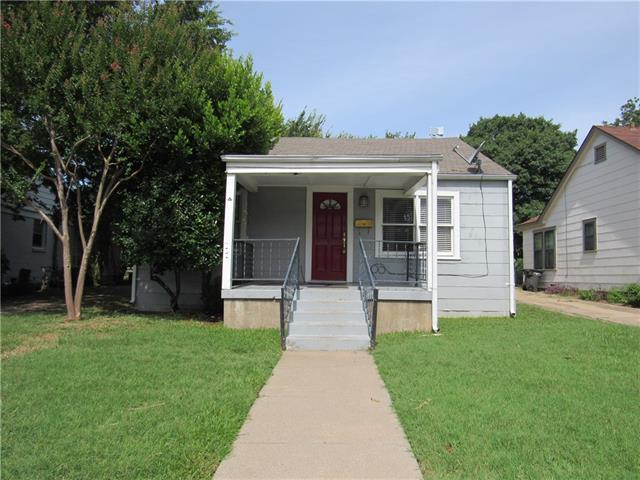 Rental Homes for Rent, ListingId:34888081, location: 2916 Merida Avenue Ft Worth 76109