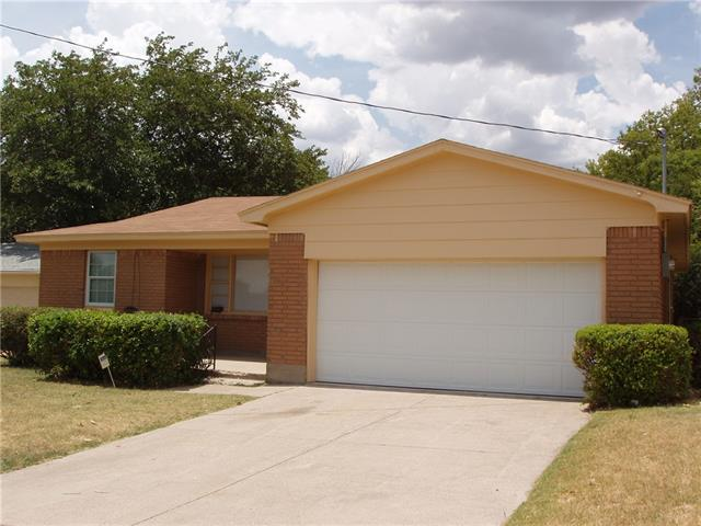 Rental Homes for Rent, ListingId:34898534, location: 3258 Sappington Place Ft Worth 76116