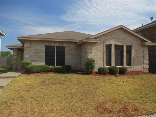 Rental Homes for Rent, ListingId:34919319, location: 613 Flagstaff Drive Desoto 75115