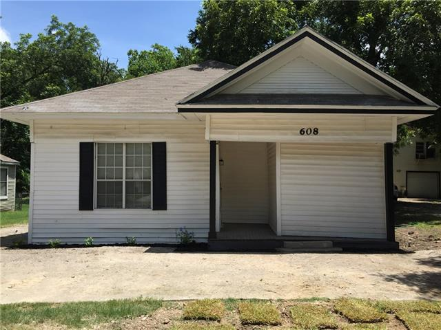 Rental Homes for Rent, ListingId:34920262, location: 608 N ADELAIDE Terrell 75160