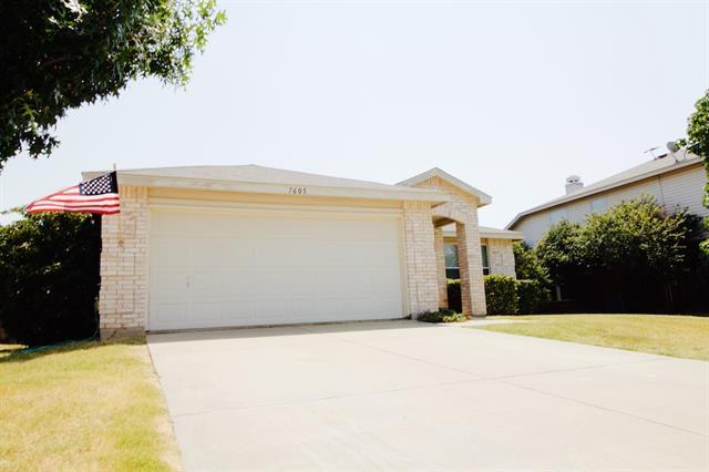 Rental Homes for Rent, ListingId:34922624, location: 7605 Mosspoint Court Denton 76210