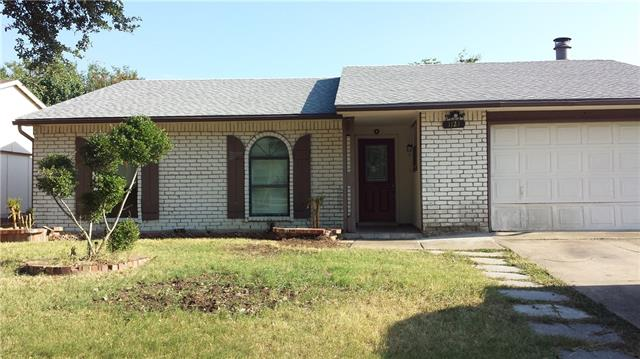 Rental Homes for Rent, ListingId:34937314, location: 1121 Independence Trail Grand Prairie 75052