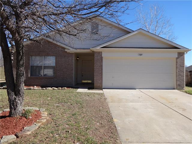 Rental Homes for Rent, ListingId:34920315, location: 3109 Kappwood Court Denton 76210