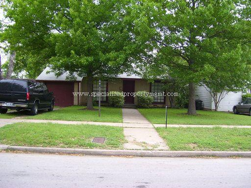 Rental Homes for Rent, ListingId:34930634, location: 5416 Collinwood Avenue Ft Worth 76107