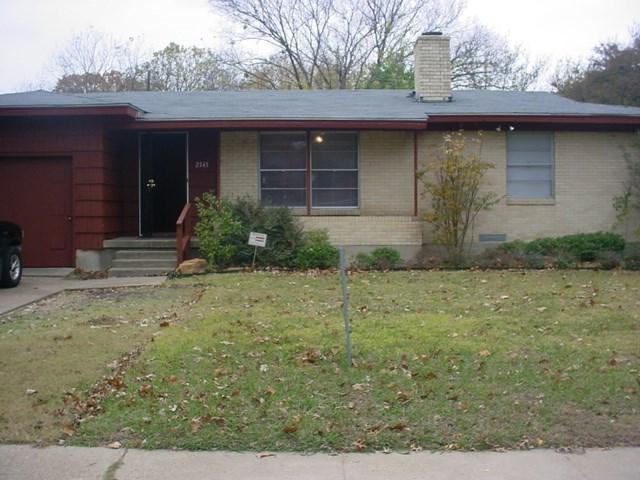 Rental Homes for Rent, ListingId:34937306, location: 2343 Highwood Drive Dallas 75228