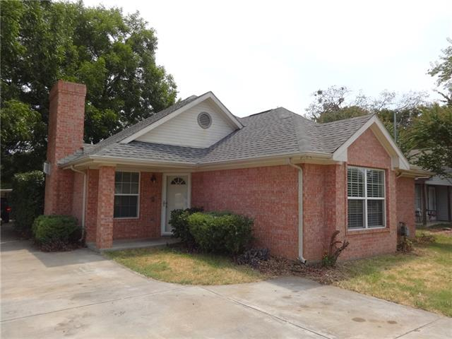 Rental Homes for Rent, ListingId:34955569, location: 415 S Bradshaw Street Denton 76205
