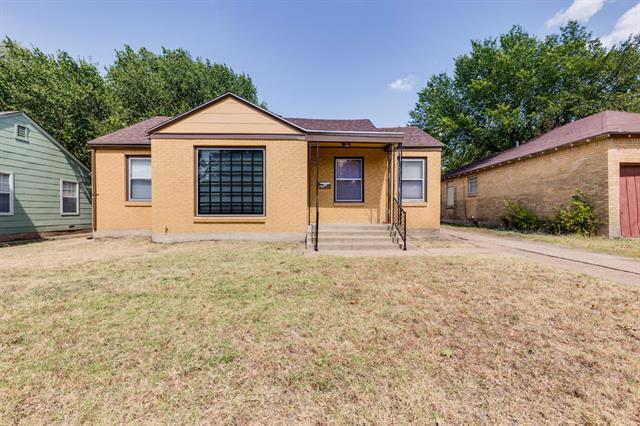 Rental Homes for Rent, ListingId:34937618, location: 3217 Forest Park Boulevard Ft Worth 76110