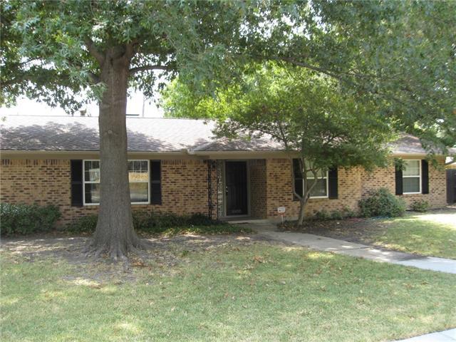 Rental Homes for Rent, ListingId:34955939, location: 10035 Dale Crest Drive Dallas 75229