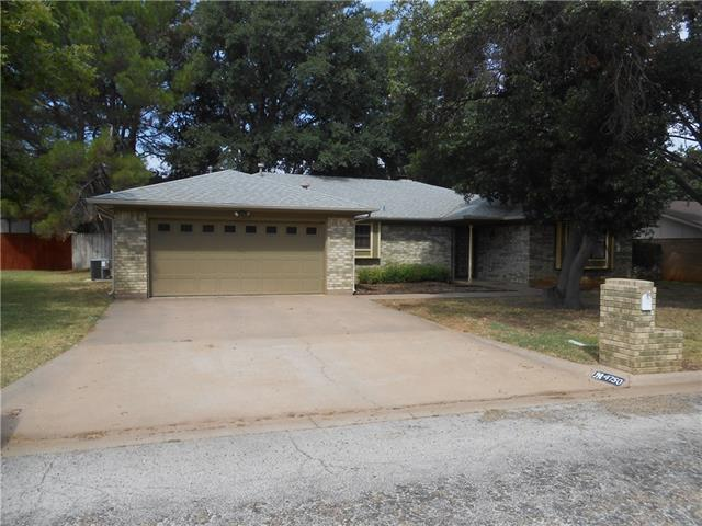 Rental Homes for Rent, ListingId:34974522, location: 4750 Pamela Drive Abilene 79606