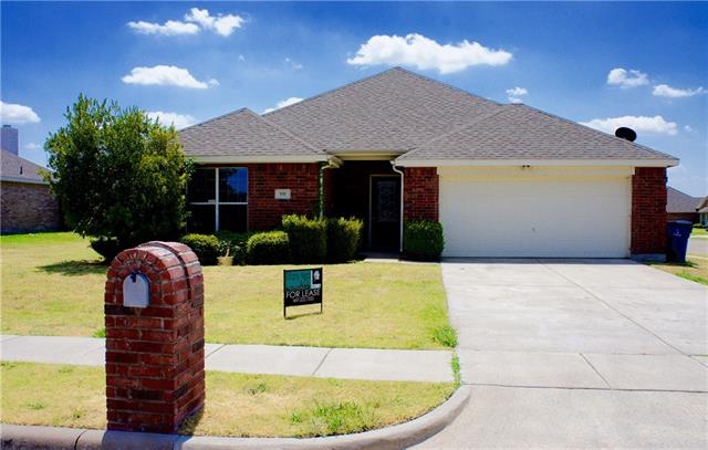 Rental Homes for Rent, ListingId:34974080, location: 970 W Ash Street Celina 75009