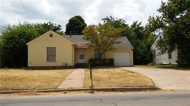 Rental Homes for Rent, ListingId:34974572, location: 3241 S 11th Street Abilene 79605