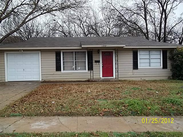 Rental Homes for Rent, ListingId:34974699, location: 1237 SW 5 th Street Grand Prairie 75051