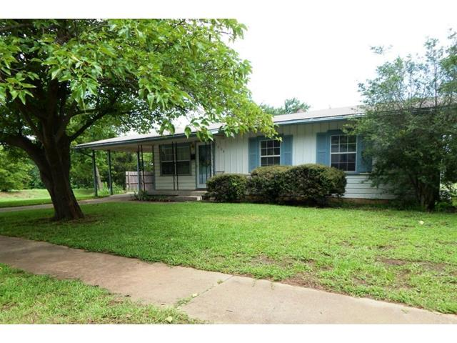 Rental Homes for Rent, ListingId:35002095, location: 1829 Ridgewood Road Denison 75020