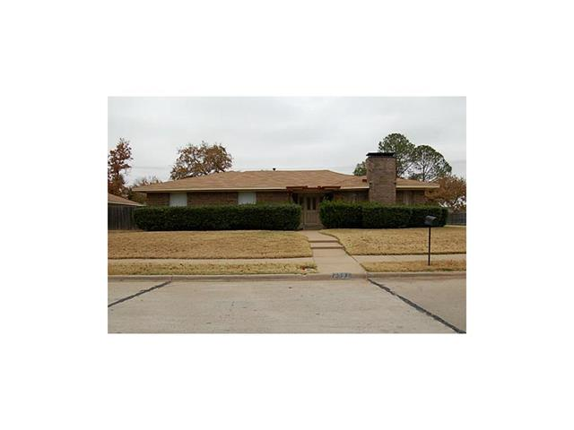 Rental Homes for Rent, ListingId:35021887, location: 2901 Cross Timbers Drive Irving 75060