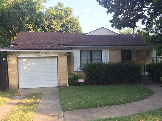 Rental Homes for Rent, ListingId:35013205, location: 3340 James Drive Dallas 75227