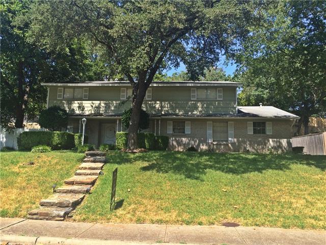 Rental Homes for Rent, ListingId:35036472, location: 3215 Kiest Forest Drive Dallas 75233