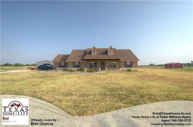 Real Estate for Sale, ListingId: 35101597, Sanger,TX76266