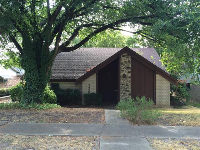 Rental Homes for Rent, ListingId:35065485, location: 3950 Lost Creek Drive Dallas 75224
