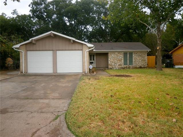 Rental Homes for Rent, ListingId:35142418, location: 6713 Plantation Road Forest Hill 76140