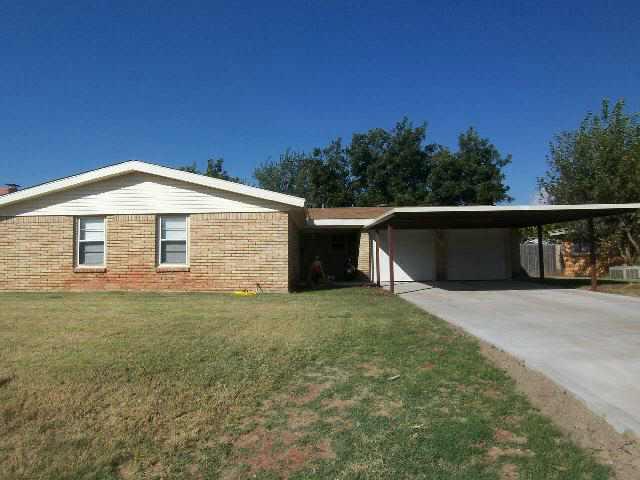Rental Homes for Rent, ListingId:35073288, location: 1974 Westview Drive Abilene 79603