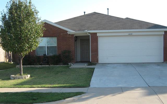 Rental Homes for Rent, ListingId:35154092, location: 4608 Quail Run Road Sherman 75092