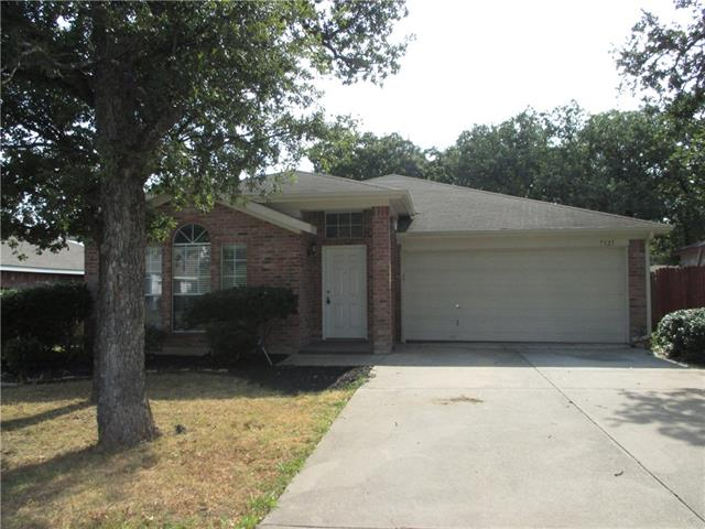 Rental Homes for Rent, ListingId:35073226, location: 7325 Meadows Drive Forest Hill 76140