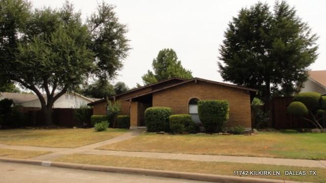 Rental Homes for Rent, ListingId:35084022, location: 11742 Kilkirk Lane Dallas 75228